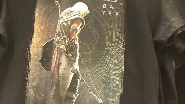 Filtrados los logos y el aspecto del protagonista de Assassin's Creed Origins