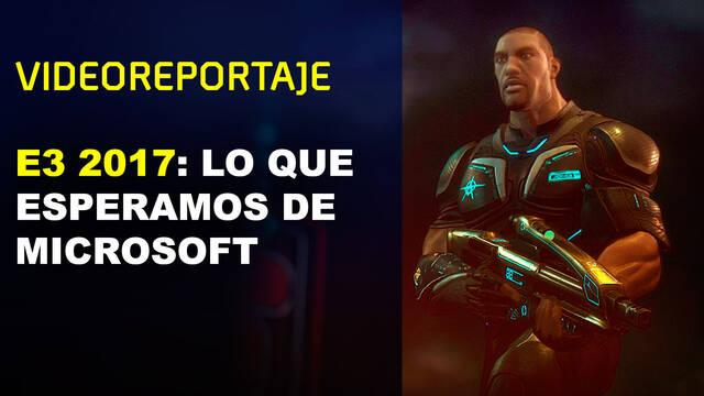 Xbox en el E3 2017: Los anuncios que se esperan