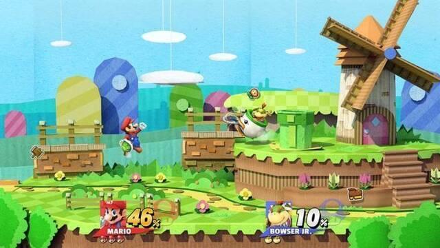 Una versión de Smash Bros suena para Nintendo Switch