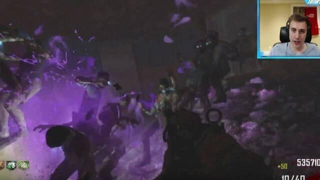 Un jugador extermina  más de 10.000 zombies en Call of Duty Black Ops II