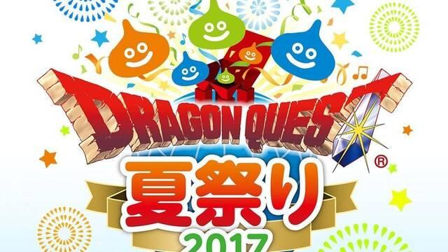 Square Enix anuncia el Dragon Quest Summer Festival 2017