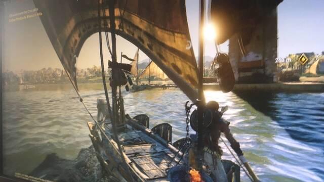 Filtrada una posible imagen de Assassin's Creed Origins