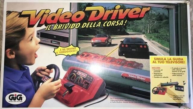 Así era Video Driver, la extraña consola desconocida de SEGA