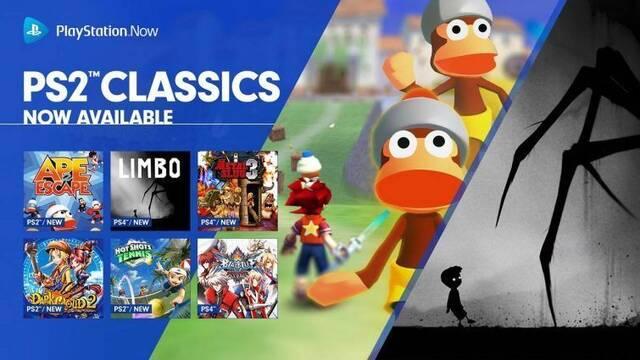 PlayStation Now recibe una oleada de videojuegos de PlayStation 2