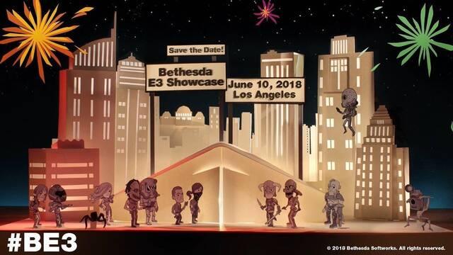 La de 2018 será la mayor presentación de Bethesda en un E3