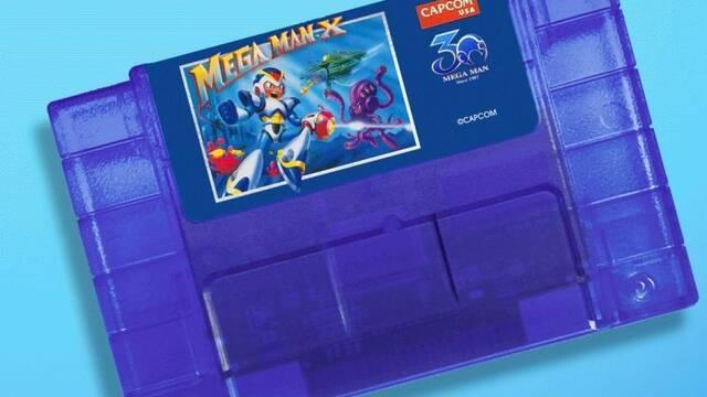 Capcom relanzará dos juegos clásicos de Mega Man en formato cartucho