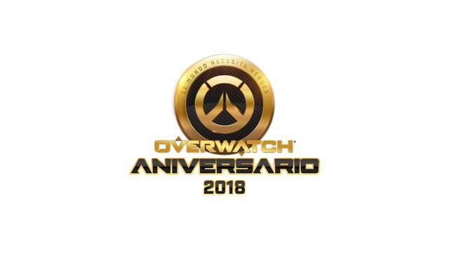 Las celebraciones del aniversario de Overwatch comienzan el 22 de mayo