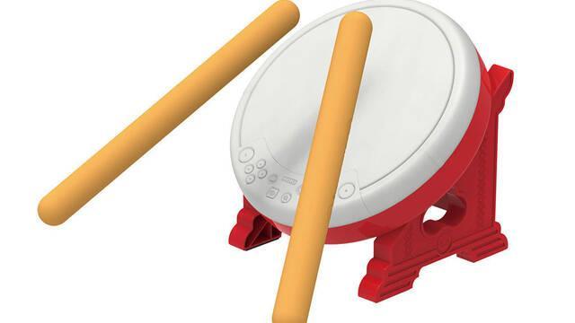 Switch estrenará un particular periférico con forma de tambor