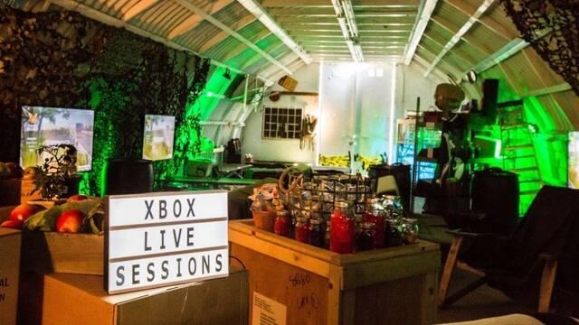 Un bunker post-apocalíptico para gamers para promocionar State of Decay 2