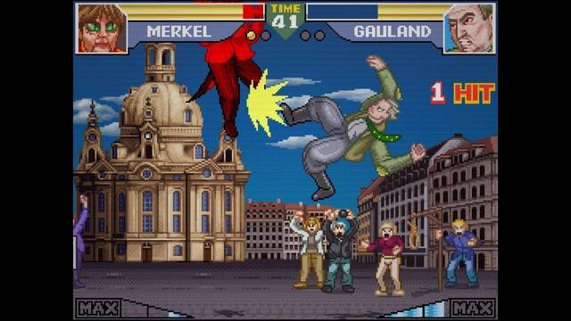 La fiscalía alemana no irá contra un juego que muestra una esvástica