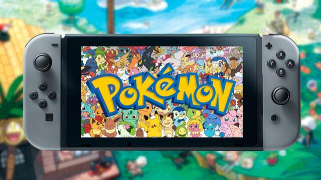 Pokémon Let's Go podría ser el primer juego de la saga en Switch