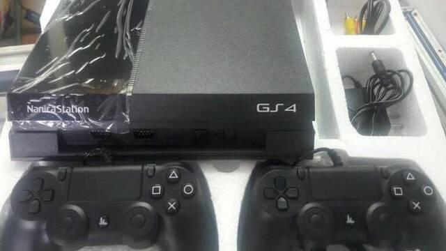 Así es NanicaStation GS4, el extraño clon de PS4 colombiano y retro
