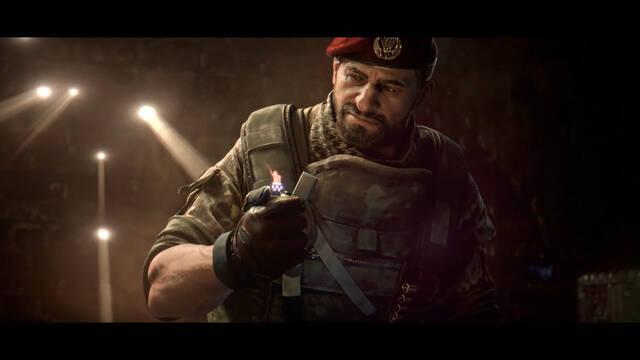 Llega Maestro a Rainbow Six Siege, el nuevo operador italiano