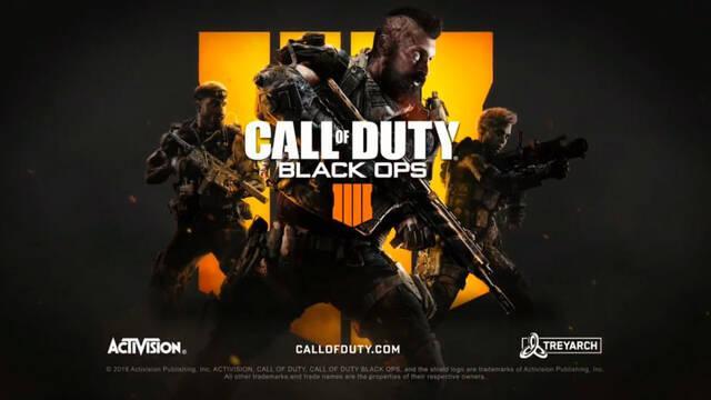 Call of Duty: Black Ops 4 muestra su primer tráiler