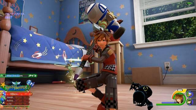 La fecha de lanzamiento de Kingdom Hearts III se anunciará en el E3
