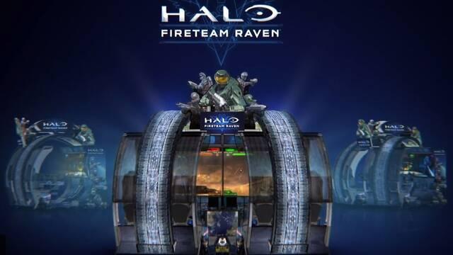 Presentada la recreativa Halo: Fireteam Raven