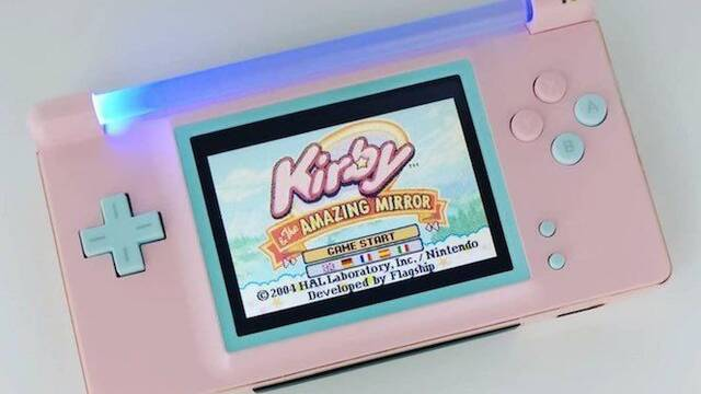 Este usuario les da una nueva oportunidad a las Nintendo DS Lite rotas