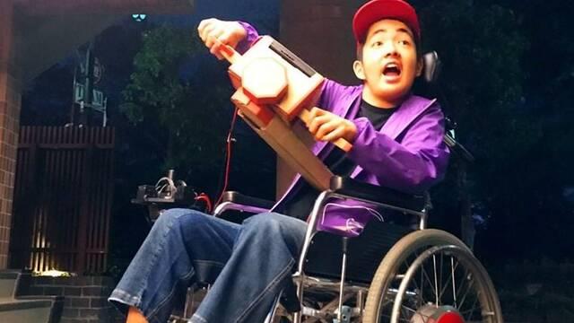 Un ingeniero japonés mejora una silla de ruedas gracias a Nintendo Labo