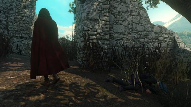 Ventajas de ser un recluso en The Witcher 3: Wild Hunt - Blood & Wine (DLC)