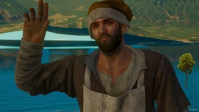 Haced caso a papá en The Witcher 3: Wild Hunt - Blood & Wine (DLC)