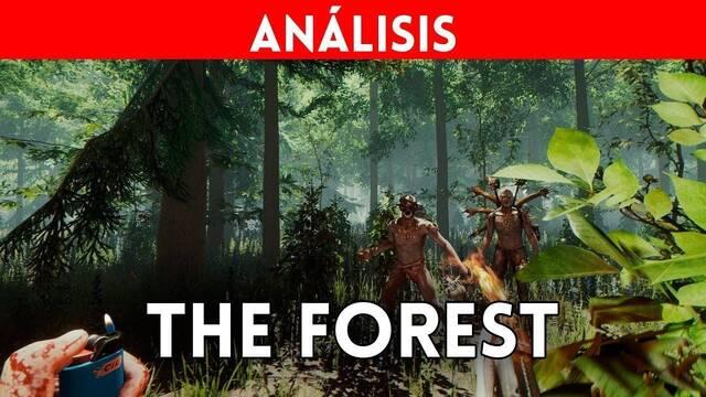 Os mostramos nuestro videoanálisis de The Forest