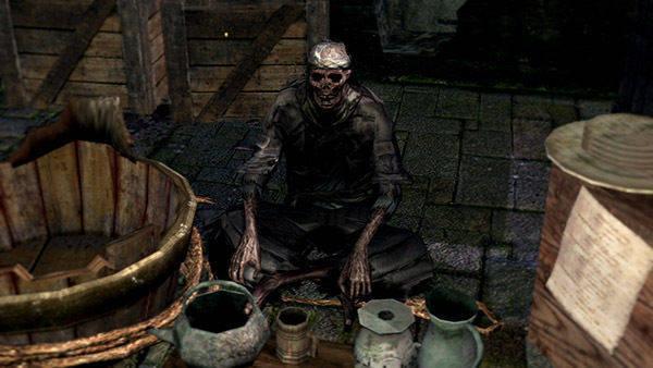 Mercader no muerto (hombre) en Dark Souls Remastered: cómo encontrarlo y qué conseguir de él