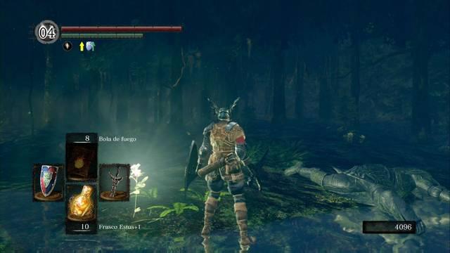 Jardín Tenebroso en Dark Souls Remastered al 100%