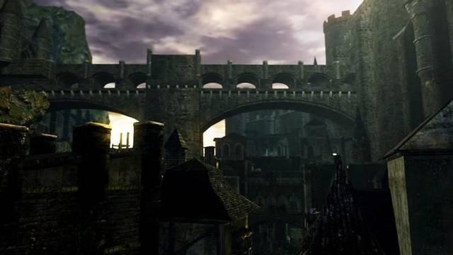 Parroquia de los no muertos en Dark Souls Remastered al 100%