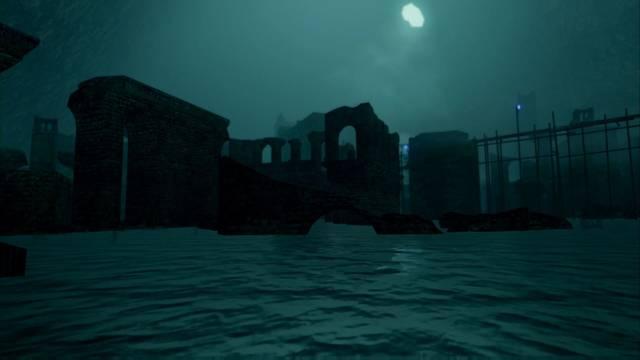 Ruinas de Nuevo Londo en Dark Souls Remastered al 100%