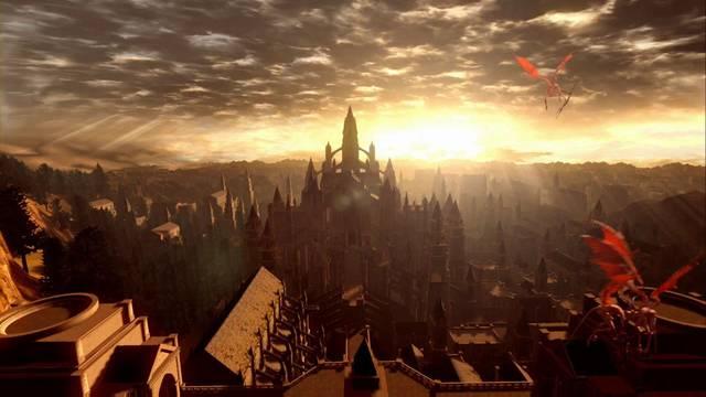 Anor Londo en Dark Souls Remastered al 100%