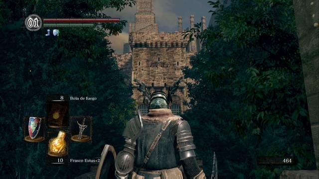 Fortaleza de Sen en Dark Souls Remastered al 100%