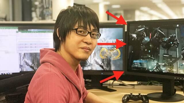 Descubren una nueva imagen de FF VII Remake en una web de Square Enix