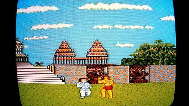 Así era la versión cancelada de Street Fighter para NES