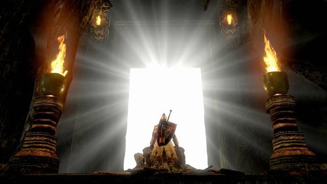 Horno de la Primera Llama en Dark Souls Remastered al 100%