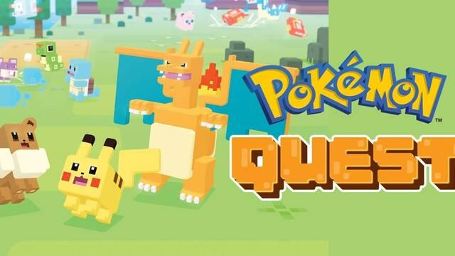 Anunciado Pokémon Quest, rol y acción para Switch y móviles