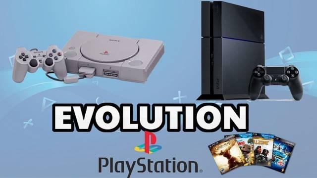 Así ha sido la evolución gráfica de los juegos de PlayStation: De PSX a PS4