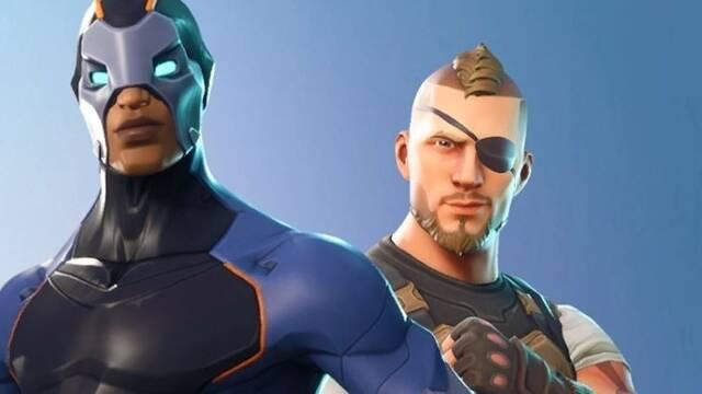 Skins de superhéroes la Cuarta Temporada en Fortnite Battle Royale