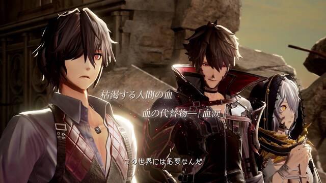 Bandai Namco anunciará la fecha de lanzamiento de Code Vein el 4 de junio