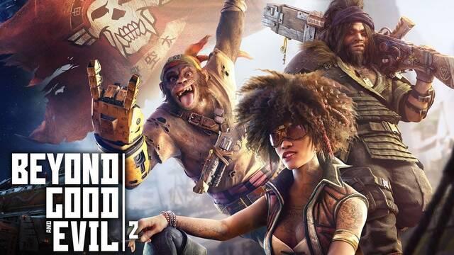 Beyond Good and Evil 2 luce su jugabilidad en un nuevo vídeo de desarrollo