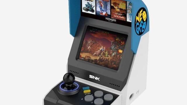 Se filtran supuestos detalles de Neo Geo Mini y su catálogo