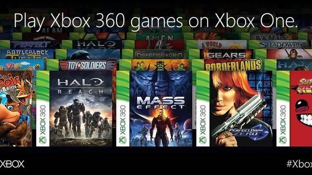 La retrocompatibilidad en Xbox One suma 1000 millones de horas jugadas