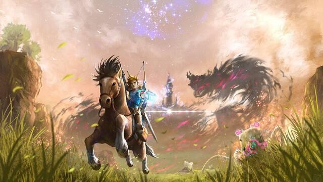 Nintendo busca un diseñador de niveles para The Legend of Zelda