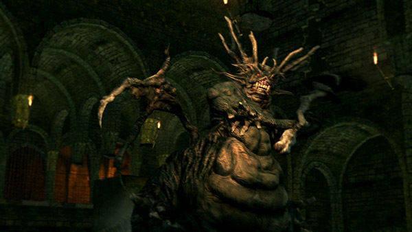 Demonio Salvaje en Dark Souls Remastered: cómo derrotarlo y recompensas