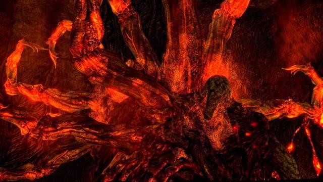 Descarga incesante en Dark Souls Remastered: cómo derrotarlo y recompensas