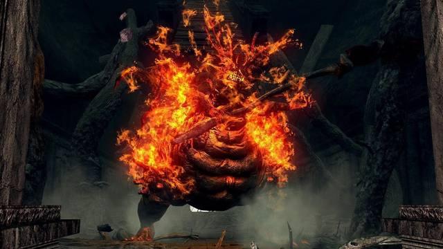 Sabio del fuego demoníaco en Dark Souls Remastered: cómo derrotarlo y recompensas