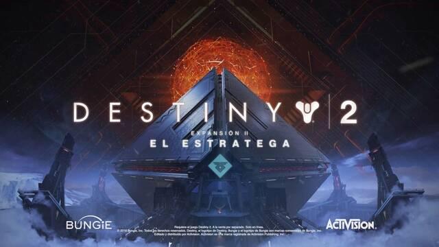 La segunda expansión de Destiny 2 muestra su tráiler de lanzamiento