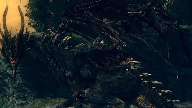 Kalameet, el dragón negro en Dark Souls Remastered: cómo derrotarlo y recompensas
