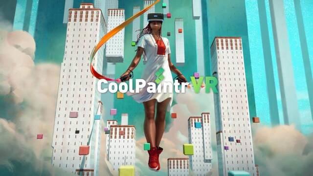 Así es dibujar en realidad virtual con CoolPaintr VR