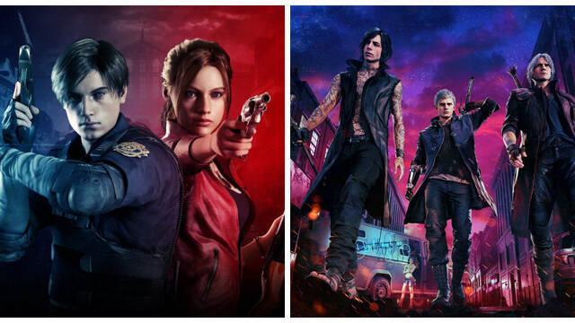 Resident Evil vende 91 millones de copias; Devil May Cry 20 millones