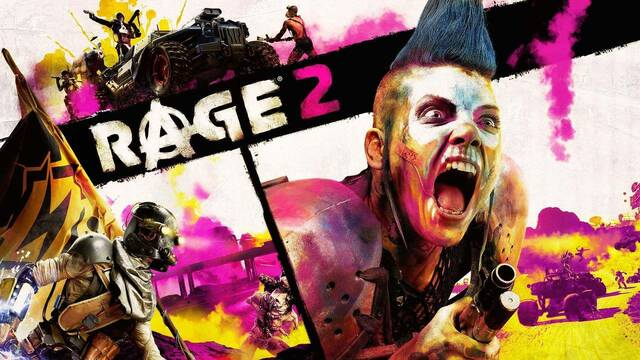 El director de arte de Rage 2 explica el origen de su colorida ambientación